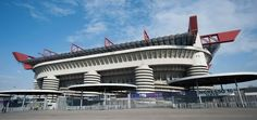 A stadium that resembles a space ship... In 1925, President of A.C. Milan Piero Pirelli called for the construction of a soccer stadium near the Hippodrome for Trotting Races.