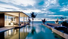 Alila Villas Soori - design luxury villas on Bali's southwest coast