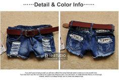 Shorts de verano forman la personalidad de la mujer fresca cortos pantalones cortos de alta calidad no incluye cinturon  Precio: $65.800 Talla:  S M L XL