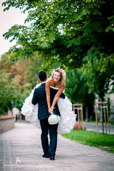 turquoise wedding bride groom