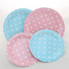 Crystal Emotion 2400Pcs Polka Dot Paper Plates7 Inch 6 Colors Wedding Party Supplies Christmas Paper Plates Event Party Supplies http://www.easterdepot.com/crystal-emotion-2400pcs-polka-dot-paper-plates7-inch-6-colors-wedding-party-supplies-christmas-paper-plates-event-party-supplies/ #easter type:event & party supplies,other holiday supplies is_customized:yes color:black,blue,green,pink,red,yellow brand name:palmy party supplies specification:0.7-0.9m mfg series number:angel and de..