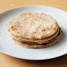 Kaneel en kokos pancakes - Lowcarbchef.nl