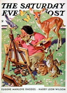 J. C. Leyendecker   Illustrations from the 20th century artist J.C. Leyendecker.