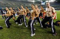 new zealnd all blacks rugby players no shirts | ... the amount of times the new zealand teams have performed their haka...So Masculine!!