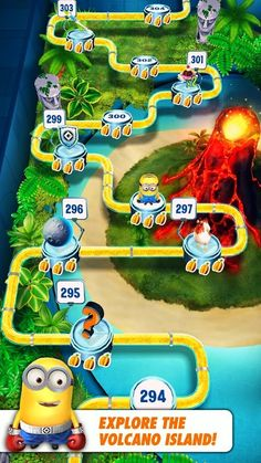 ANDROID FIZZY: Despicable Me 2.1.0 MOD APK+DATA (Unlimited Banana...