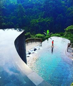 Honeymooning Bali will ensure that your trip is beyond sexy and romantic. Here are the 7 Sexiest Honeymoon Resorts in Bali. Places Around The World, Oh The Places You'll Go, Places To Travel, Places To Visit, Dream Vacations, Vacation Spots, Vacation Places, Hanging Gardens Bali, Destination Voyage