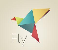 Design origami bird - http://www.ikuzoorigami.com/design-origami-bird/