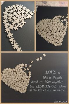 valentine decorations 473370610833606650 - Family as different as we all are we. valentine decorations 473370610833606650 - Family as different as we all are we fit together perfectly Source by Kids Crafts, Crafts To Make, Craft Projects, Arts And Crafts, Paper Crafts, Crafts For The Home, Kids Diy, Decor Crafts, Puzzle Piece Crafts