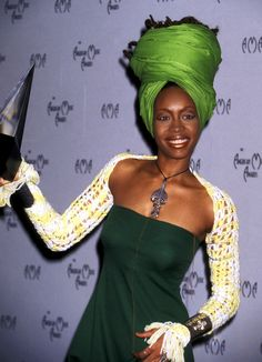 In celebration of Erykah Badu's 42nd birthday Tuesday, Feb 26th, the Huffington Post shows a slide show of her style evolution. Description from millineryartisanguilddotorg.wordpress.com. I searched for this on bing.com/images