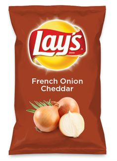 Wouldn't French Onion Cheddar be yummy as a chip? Lay's Do Us A Flavor is back, and the search is on for the yummiest flavor idea. Create a flavor, choose a chip and you could win $1 million! https://www.dousaflavor.com See Rules.