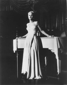 Peggy Lee | Peggy in The Jazz Singer
