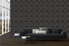 Tigers Eye Wallpaper from Contemporary Wallcovering design by Rene Veldsman - www.contemporarywallcovering.com
