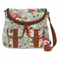 Olsenboye® Floral Messenger Shoulder Bag 80