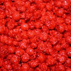 Our freshly popped gourmet red Strawberry flavored Popcorn is candy coated. This red popcorn is great for a mix of team or corporate colors and wedding buffets for your upcoming events! Chex Mix Recipes, Popcorn Recipes, Gourmet Recipes, Cooking Recipes, Healthy Recipes, Cooking Bacon, Cooking Games, Healthy Eats, Keto Recipes