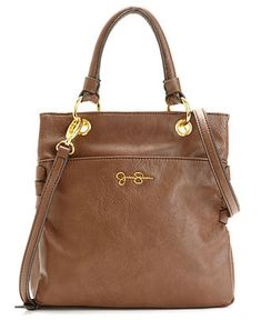 43e67a02e01f4 Jessica Simpson Handbag, Charlotte Crossbody & Reviews - Handbags &  Accessories - Macy's