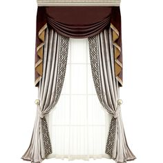 Ulinkly is for Affordable Custom-made Luxurious Window Curtains Black Curtains, Curtains With Blinds, Window Curtains, Sheer Valances, Sheer Drapes, Window Sizes, Curtain Hardware, Country Curtains, Hanging Shelves