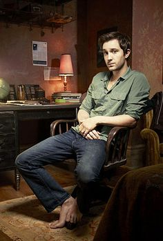 Being Human - Season 2 - Sam Huntington. He so does it for me! And we have the same name sort of, Sam H!