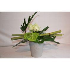 1000 id es sur le th me compositions florales modernes sur pinterest arrangements floraux. Black Bedroom Furniture Sets. Home Design Ideas