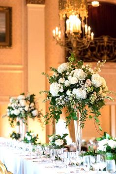 Amazing Wedding Centerpieces With Flowers ❤ See more: http://www.weddingforward.com/wedding-centerpieces/ #weddingforward #bride #bridal #wedding