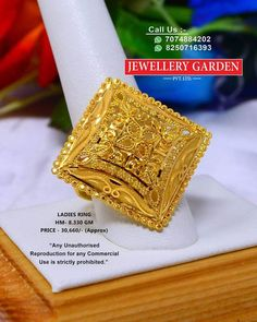Gold Ring Designs, Gold Earrings Designs, Gold Jewellery Design, Bridal Bangles, Gold Bangles, Gold Jhumka Earrings, Gold Mangalsutra Designs, Gold Rings Jewelry, Gold Accessories