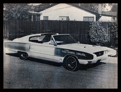Thunder Charger, 1967 by Cosmo Lutz, via Flickr