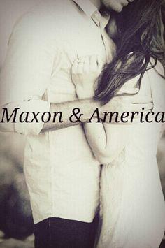 Maxon and America #kieracass #theselection #maxonandamerica