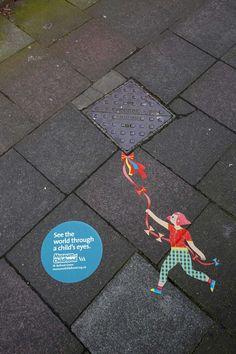 Creatividad Publicitaria: Mira el mundo con ojos de niño