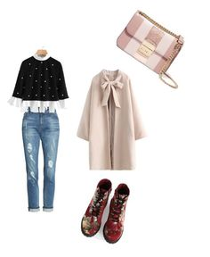 """""""Sans titre #2"""" by nicollrachieru on Polyvore featuring mode, MICHAEL Michael Kors, KUT from the Kloth et Dion Lee"""