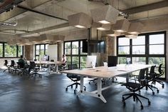SoundCloud by KINZO | Office facilities