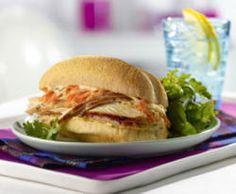 An exotic sandwich idea to try soon: Lemon Grass Chicken Bahn Mi