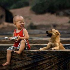 A amizade não importa de qual a espécie se for.  <3