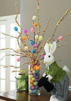 Awaken Yourself about the Easter Bunny Legend and the Easter Eggs