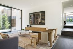 Malvern House is a modern family home completed in 2011 by Canny Design for a client in Malvern, Victoria, Australia. Custom Home Designs, Custom Home Builders, Custom Homes, Malvern House, Melbourne House, Inspiration Design, Design Ideas, Australian Homes, Contemporary Interior