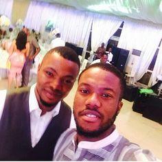 Apparently there were many fine men at #teedee2015  Love this photo via @mrturbine  #weddings #weddingguest #weddingguestinspiration #idonigeria