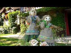 Jana Melas Pullmannová: Bábika zo sena - YouTube