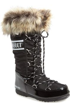 Product Image 1 · Low Heel BootsKnee High BootsFelt BootsMoon BootsBlack  Lace Up BootsCold Weather BootsWaterproof BootsBoot CuffsPlatform Boots