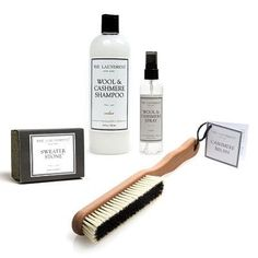 Wool And Cashmere Laundry Care Kit - Frontgate