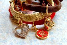 bracelets, juicy, juicy couture, peace - inspiring picture on Favim.com