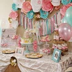 Willows 1st Birthday  - Carousel