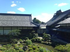 Toji-in temple, Kyoto