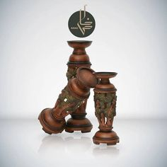 Decorate your living space with these candle stands to accentuate the ambiance
