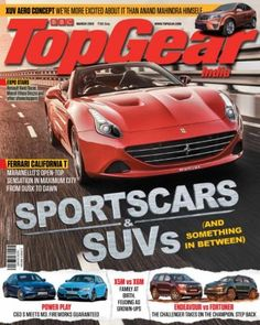 BBC TopGear India March 2016 digital magazine - Read the digital edition by Magzter on your iPad, iPhone, Android, Tablet Devices, Windows 8, PC, Mac and the Web.