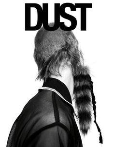 Jonas Gloer en portada de DUST Magazine Fall/Winter 2015 | Male Fashion Trends
