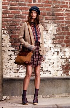 Urban Fashion Winter 2012-2013 by Club Monaco (4)