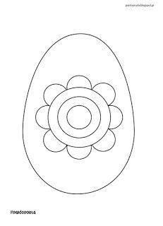 Σελίδες ζωγραφικής με πασχαλινά αβγά Symbols, Letters, Letter, Lettering, Glyphs, Calligraphy, Icons