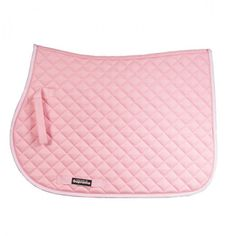 Horze Chooze All Purpose Saddle Pad - Pink - Saddlecloths & Pads - Saddlery - Tack | Equestrian Performance