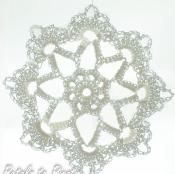 Grandma Jennie's Snowflake: Part 2 - via @Craftsy