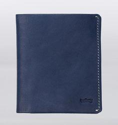 Bellroy Note Sleeve Wallet - Blue Steel - Rushfaster.com.au Australia