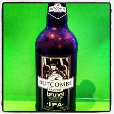 Butcombe Brewery Brunel IPA - clean, dry and hoppy authentic India Pale Ale - ABV - this one is a modern classic British Beer, Modern Classic, Craft Beer, Brewery, Beer Bottle, Alcohol, Beer Labels, India, Ale