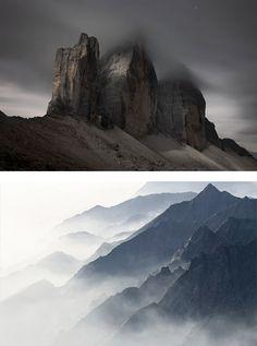 Mountain Photography by Roberto Bertero